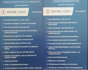 Servicii de consultanță și consiliere pentru românii din Karlsruhe