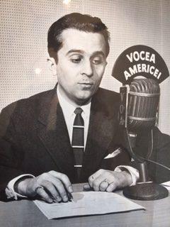Jurnalistul Mircea Carp, tatăl diplomatului Mihai Carp