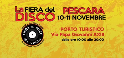 Fiera del Disco CD e Vinile a Pescara