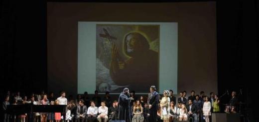 Premio San Francesco foto