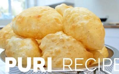 Soft Puri Dough