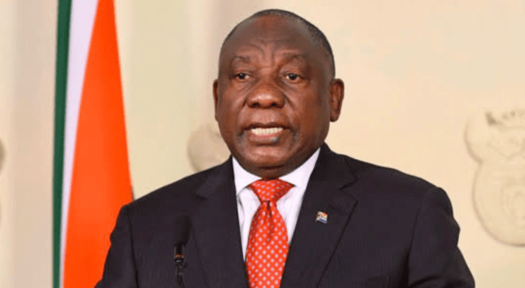 [FULL SPEECH] Ramaphosa Speech on Progress in the National Effort to Contain the COVID-19 Pandemic