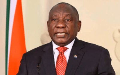 [FULL SPEECH] Ramaphosa's Speech on the Progress in the National Effort to Contain the COVID-19 Pandemic