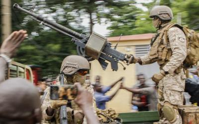 West African Economic Community Acts Against Mali Following Coup
