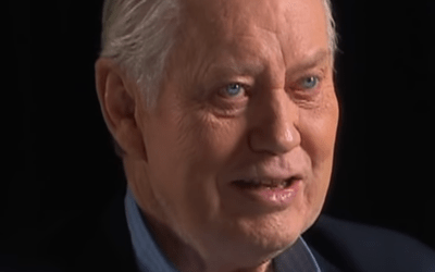 James Bond of Philanthropy – Chuck Feeney