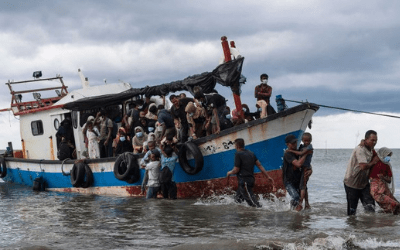 [LISTEN] Hundreds of Rohingya asylum seekers land in Indonesia after six months at sea