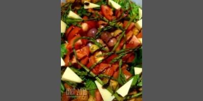 Chef Zana's Spring Panzanella Salad