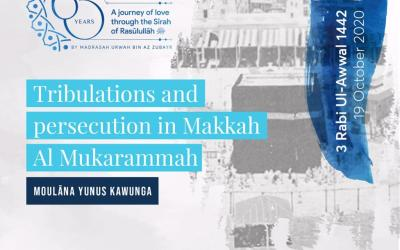 Tribulations and persecution in Makkah Al Mukarammah