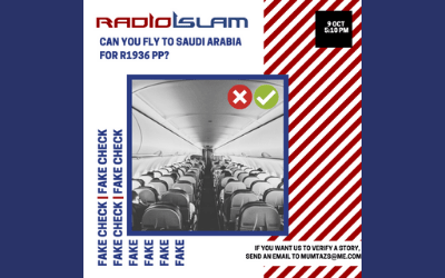 Fake Check With Mumtaz On Radio Islam – 09 10 2020