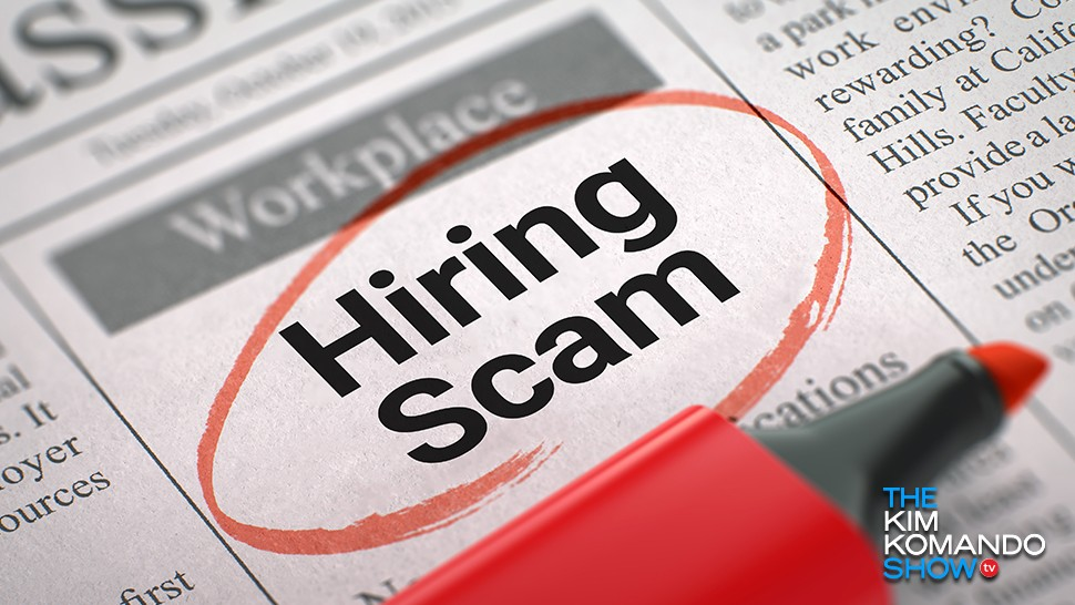 Jobs scams and all that you need to know about