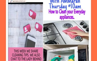 Household Express – How to Clean your Everyday Appliances