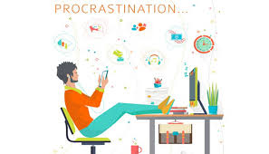 [LISTEN] Procrastination Costing Companies Millions and There is an App for it!