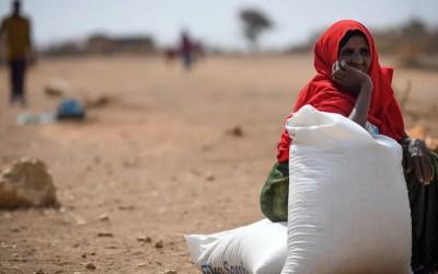 Burkina Faso : A Step Away from Famine