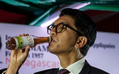 Madagascar's Andry Rajoelina credits Covid-Organics for High Recovery Rate