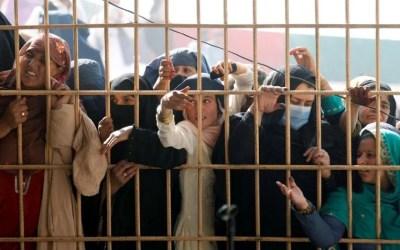 11 Afghan Women Die in Tragic Stampede