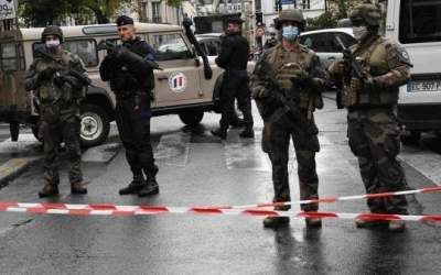 Macron Calls Teacher's Killing 'Islamist Terrorist Attack'