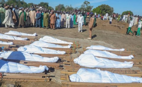 10 Women Missing in Boko Haram Farm Attack