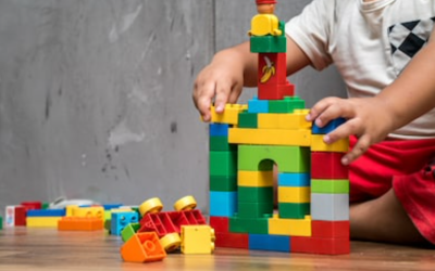 Lego Study Highlights Importance of Play in Teaching & Learning Life Skills