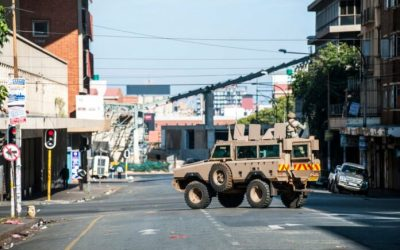 Was South Africa's Hard Lockdown Worth it?