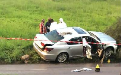 Pretoria Businessman Killed, Colleague taken.