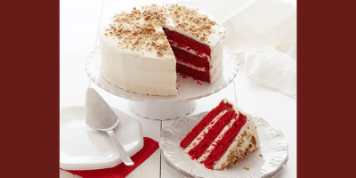 Red Cake Recipe