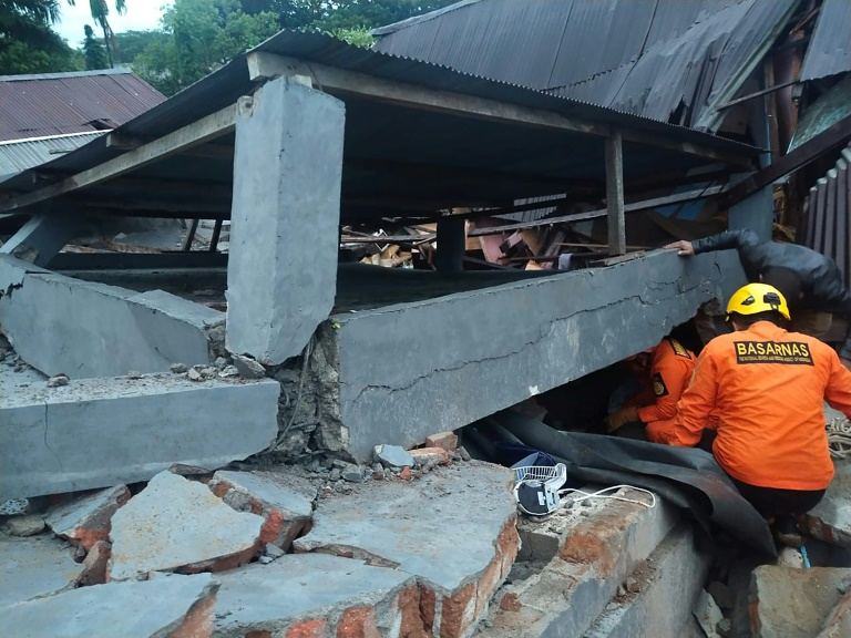 Indonesia earthquake: Tsunami possibility Looms