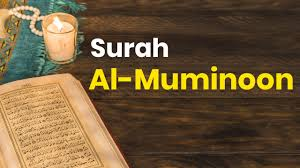 What Is Success? – Tafseer of Surah Mu'minoon