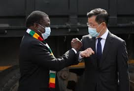 Zimbabwe Hails China over Vaccine Supplies