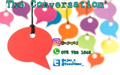The Conversation : 1) Health & Fitness in Ramadaan  2) How to remain Hopeful