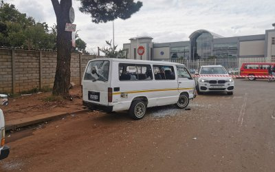 Lenasia Police Investigating Attempted Murder Case After Shooting at Trade Route Mall Taxi Rank