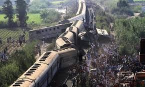 Egypt: Dozens Killed in Train Collision