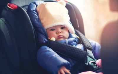Here's Four Reasons Why its Important your Child is in a Car Seat