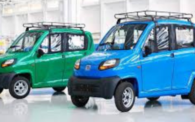 The Bajaj Qute – Car or Rickshaw?