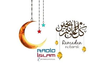 Launch Of Radio Islam International's Ramadan Broadcast 1442/2021