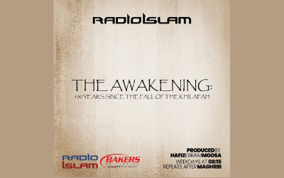 The Awakening: Episode 6 The Legacy Of Lines In The Sand