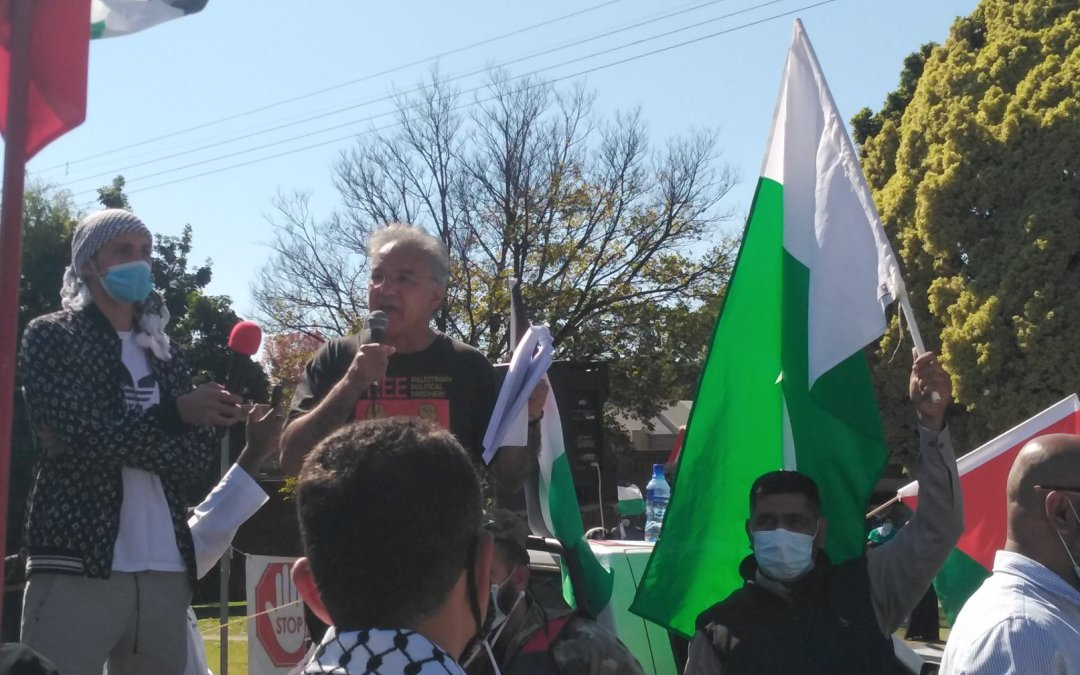 [LISTEN] Roshan Dadoo: Atrocities Doesn't Describe What's Happening in Gaza, We Want the SA to Act Against Israel""
