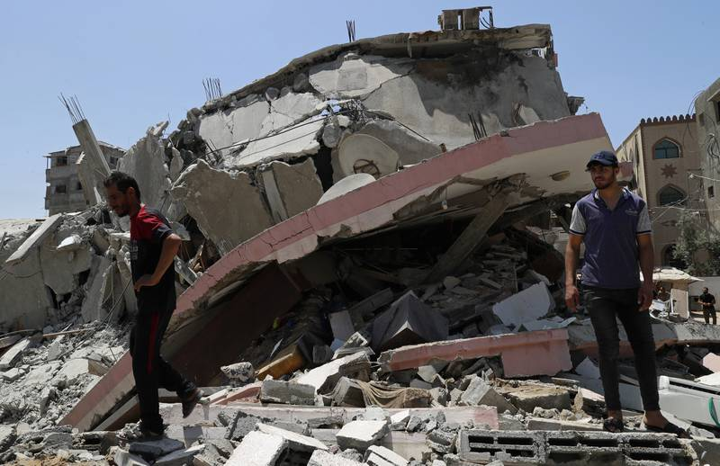 Gaza City Commander Killed in Israeli Airstrike