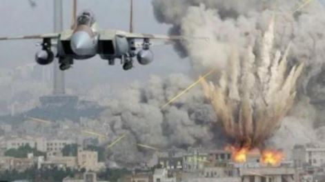 Mother and Baby Killed in Kenyan Air Strike in Somalia