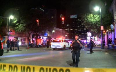 At Least 13 Wounded in Austin, Texas Shooting
