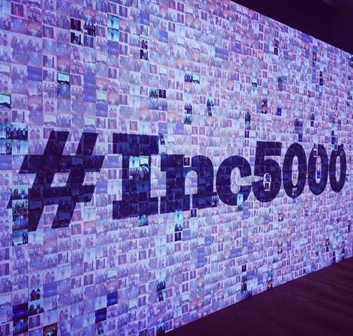 Inc 5000 Display PHOTO