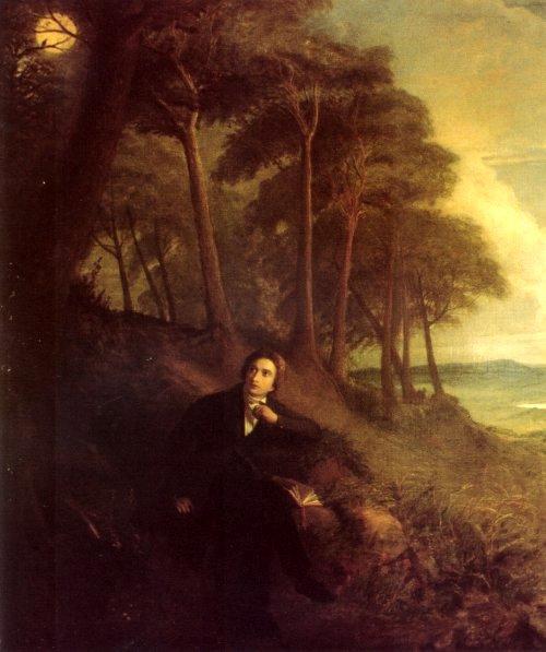 John Keats – Ode a un Usignolo   Radio Kafka di Francesco Urbani