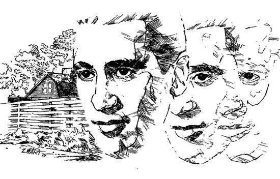 J. D. Salinger #5 – Teddy