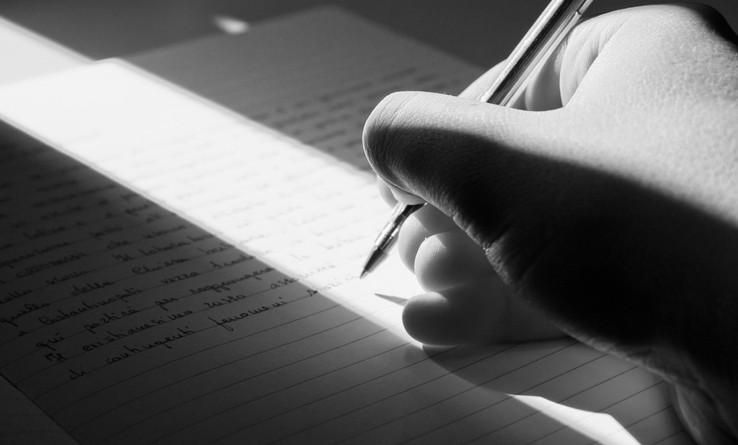 Emozioni fra le mani: La Scrittura