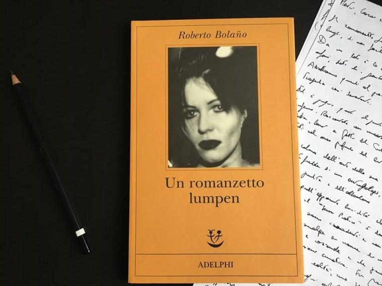 Mostri, Corvi e Tempeste del Lutto e della Perdita: Il Romanzetto Lumpen di Roberto Bolaño
