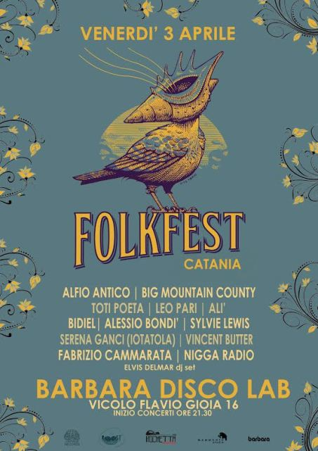 locandina folkfest catania 2015