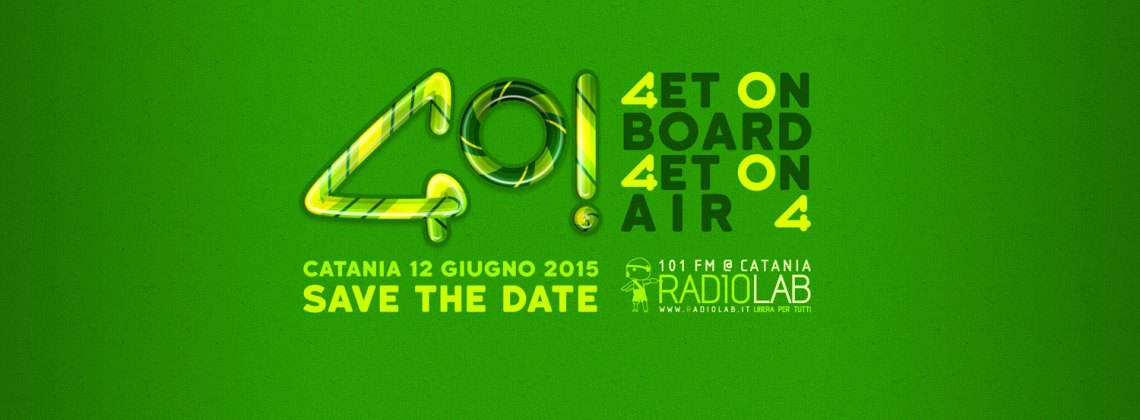 GO4! - Get on board, get on air 4 -12.06.2015