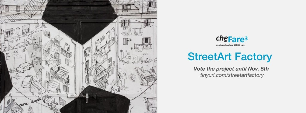 che fare streetart factory