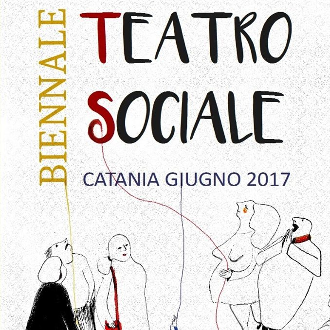 Biennale di Teatro Sociale: 23-25 giugno a Catania