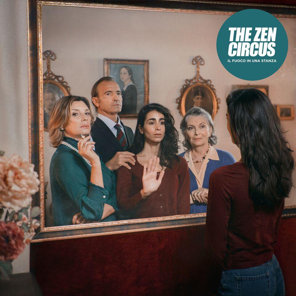 The Zen Circus, Il fuoco in una stanza: il nuovo album