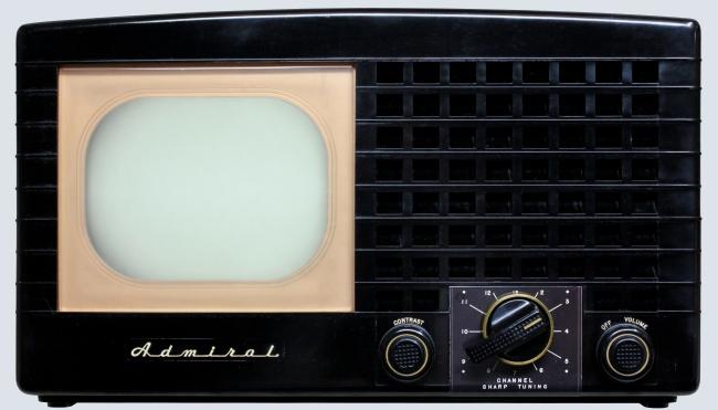 RadiolaGuycom  Admiral Televison model 19A1 19A11